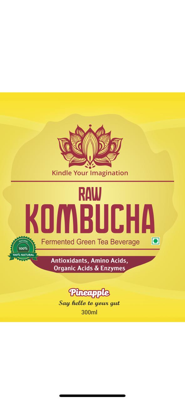 Big Icon of raw kombucha