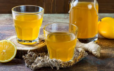 What are the long term benefits of drinking kombucha tea?