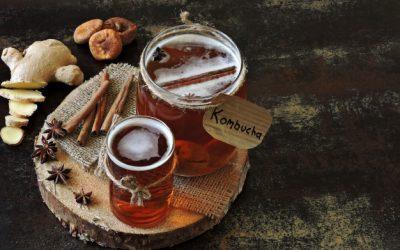 Kombucha- The Tea Of Health