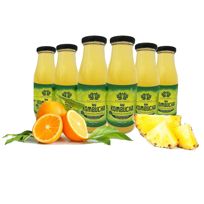 Tropical Twist (Orange/Pineapple)- 6 Pack (300ml bottles)