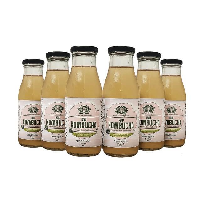 Herbal Super Tea – Original (6 Pack of 300ml bottles each)