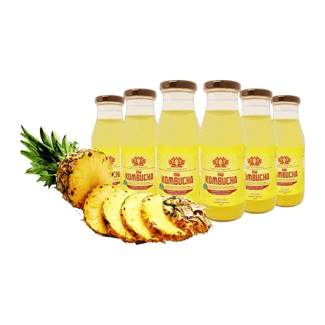 Pineapple – 6 Pack (300ml bottles)