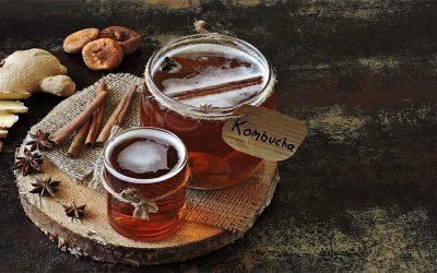 Why you need to drink Kombucha