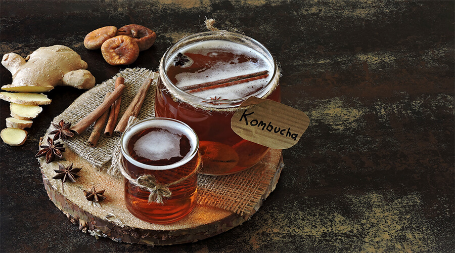 Why you need to drink Kombucha